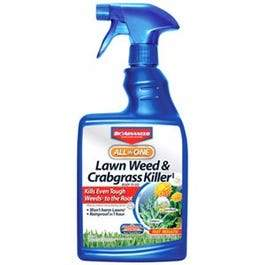 BioAdvanced Lawn Weed & Crabgrass Killer, 24-oz.