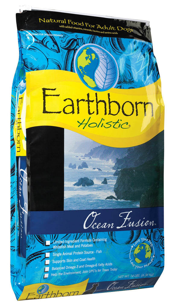 Earthborn Holistic Ocean Fusion Whitefish Dry Dog Food