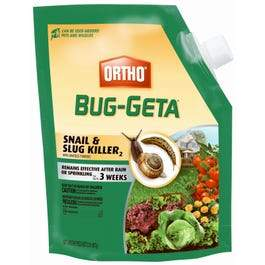 Bug-Geta Snail & Slug Killer, 2-Lbs.