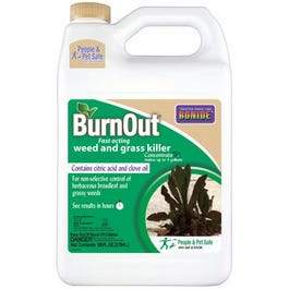 BurnOut Weed/Grass Killer Concentrate, 1-Gallon