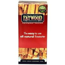 Fatwood Firestarter, 1.5-Lb.