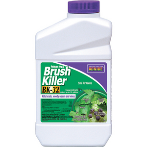 BONIDE POISON IVY AND BRUSH KILLER BK-32 CONCENTRATE 1 QT