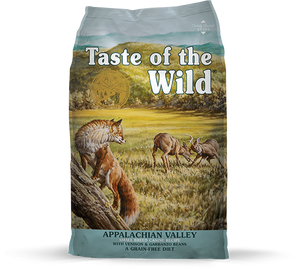 Taste Of The Wild Grain Free Appalachian Valley Small Breed Recipe Dry Dog Food
