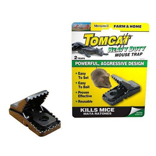 Tomcat Heavy Duty Mouse Trap