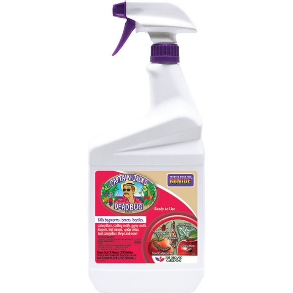 BONIDE CAPTAIN JACK 'S DEADBUG BREW SPRAY 1 QT