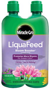 Miracle-Gro® LiquaFeed® Bloom Booster® Flower Food Refill Bottles