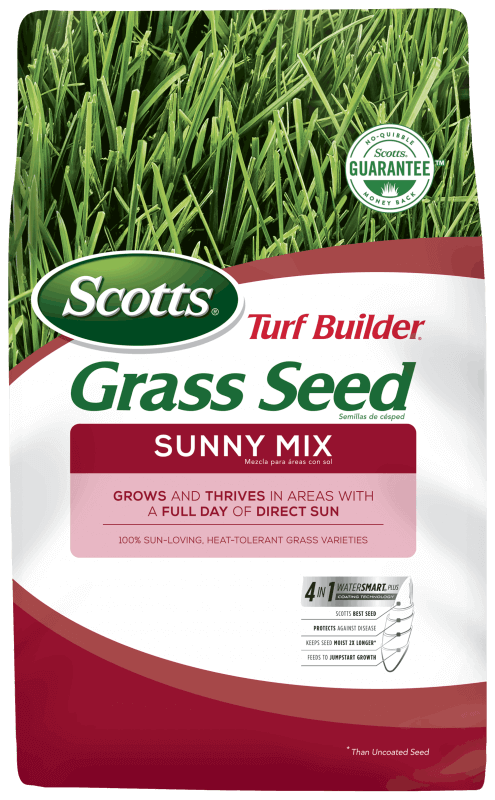 Scotts® Turf Builder® Grass Seed Sunny Mix