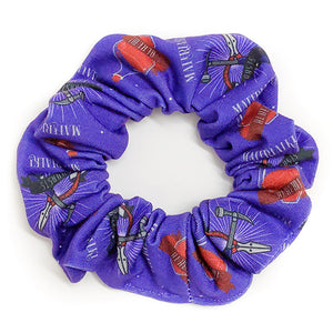 Materialki Scrunchie