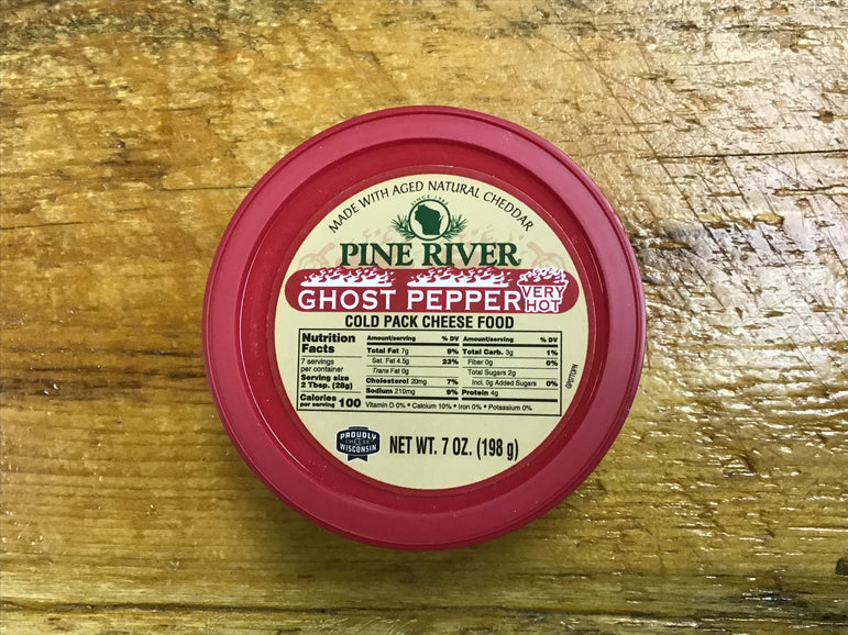 Ghost Pepper VERY HOT - Pine River