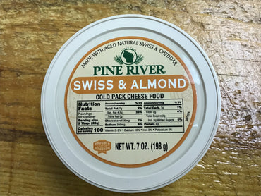 Swiss & Almond - Pine River