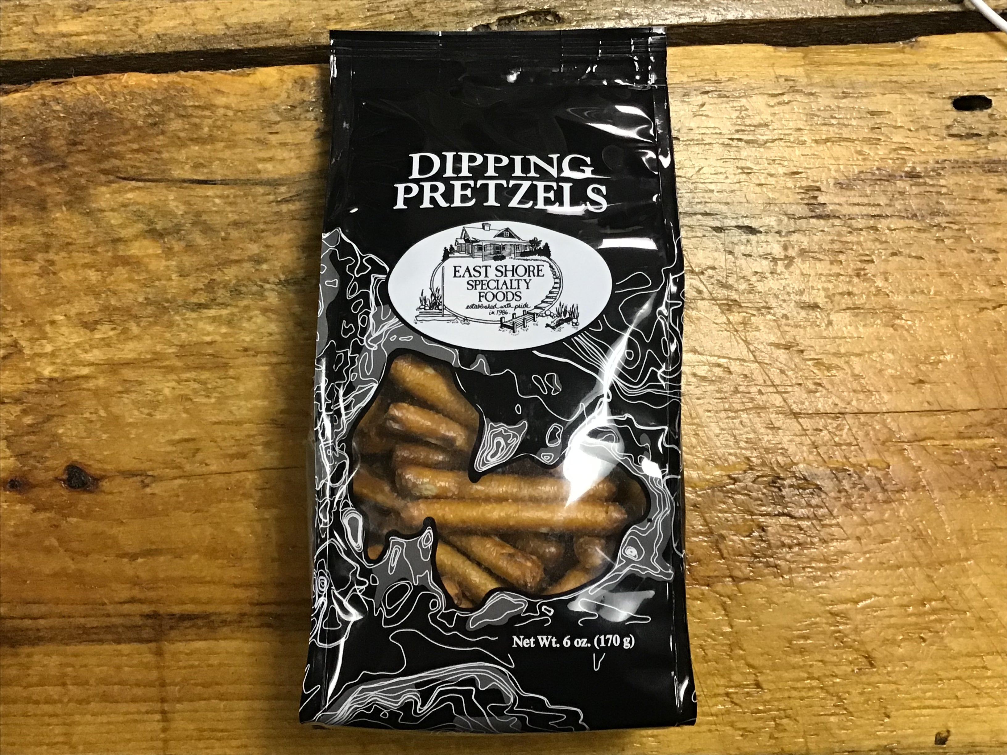 Dipping Pretzels - East Shore Specialty Foods