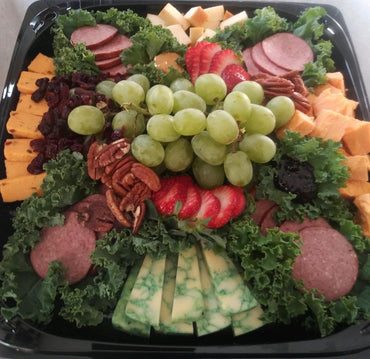 Charcuterie trays