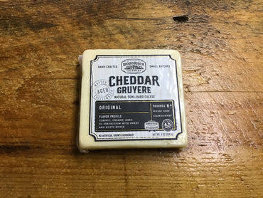 Original Cheddar Gruyere - Wood River