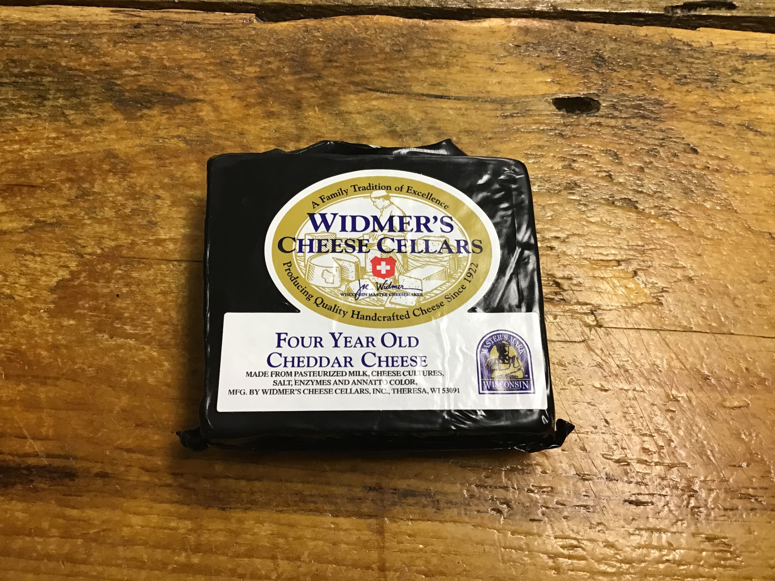Four Year Old Cheddar Cheese