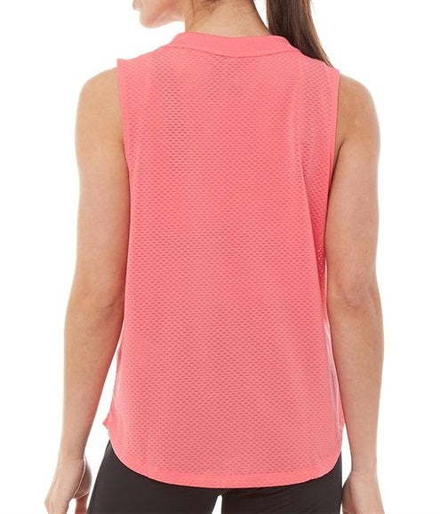 Adidas Sport ID Womens Tank/Training Vest Top Pink