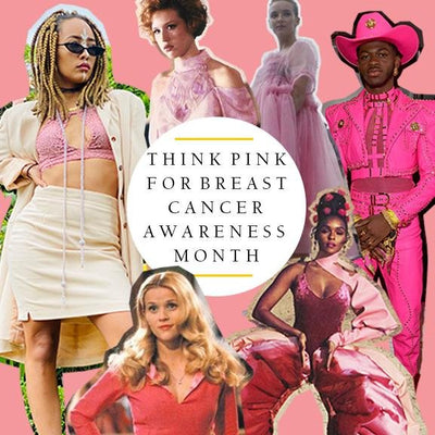 Think Pink For Breast Cancer Awareness Month