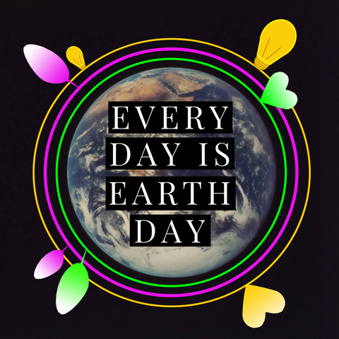 Every Day is Earth Day Title Image