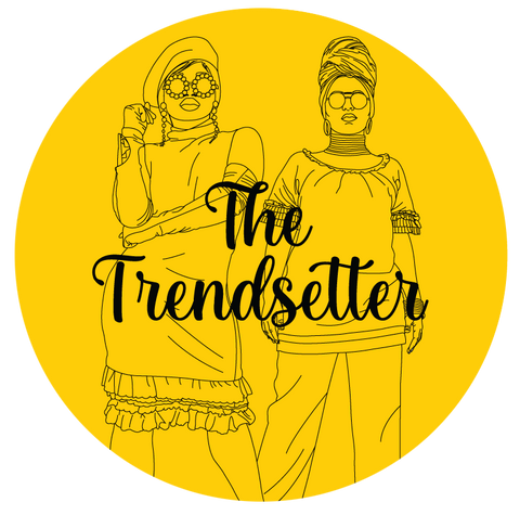The Trendsetter title image with two illustrations of models in One Wear Freedom outfits