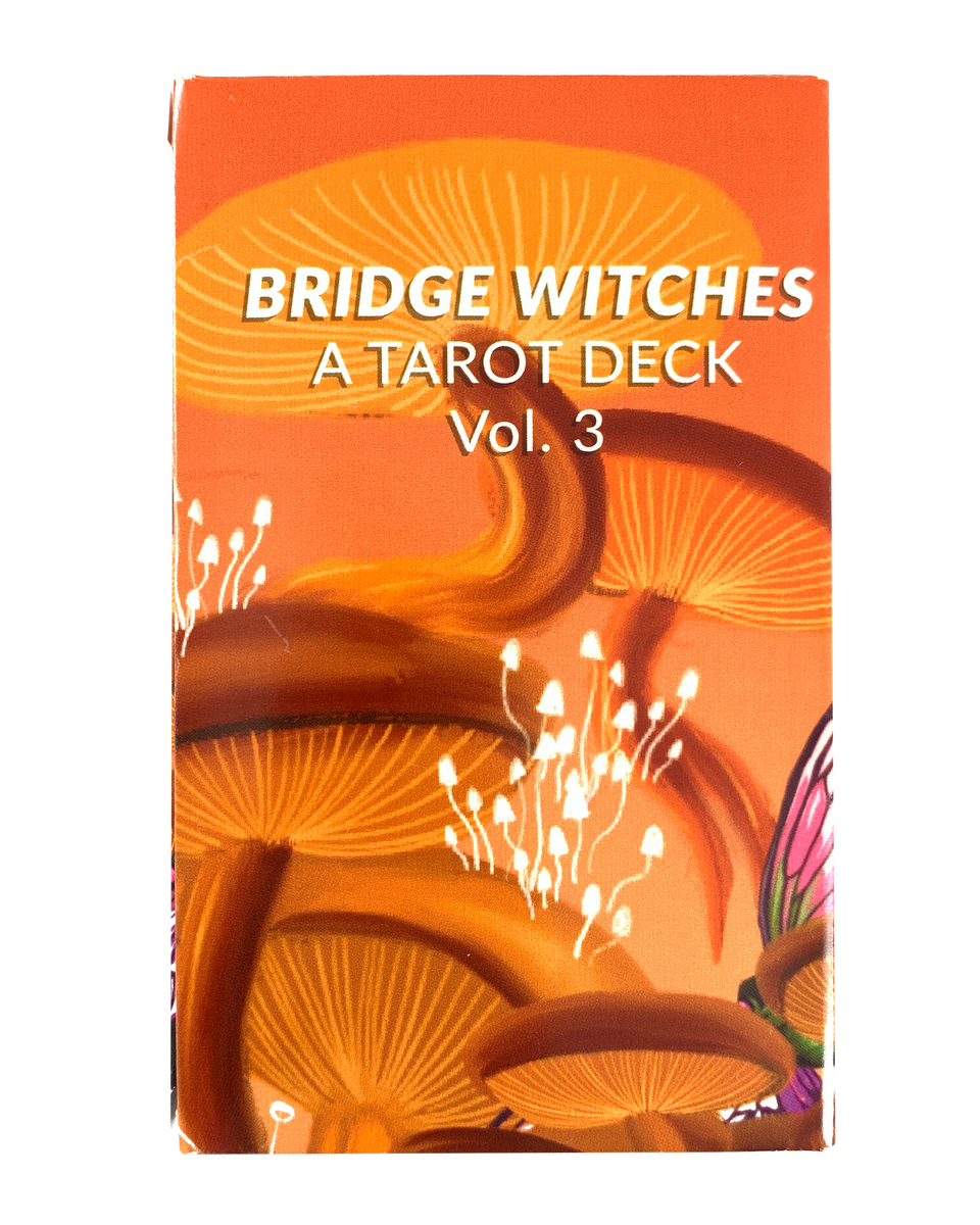Bridge Witches: A Tarot Deck, vol. 3