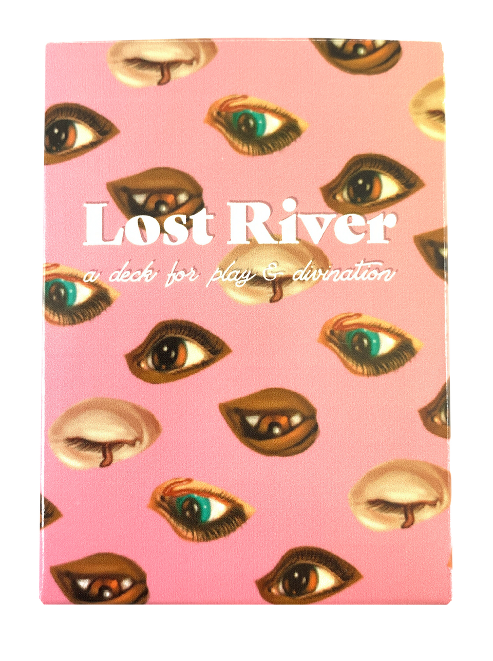 Lost River: A Deck for Divination and Play