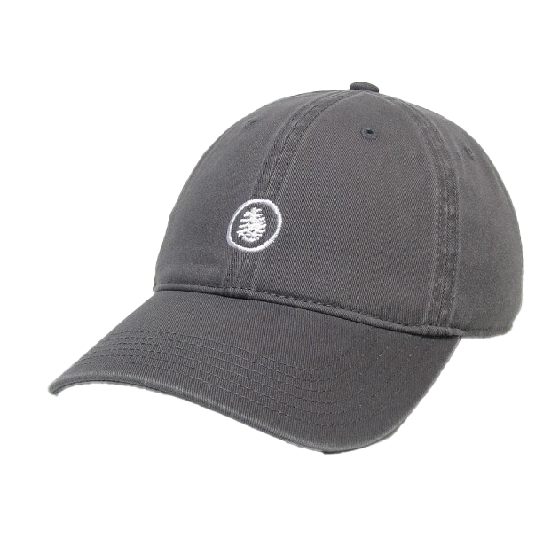 Hat Dark Gray Legacy