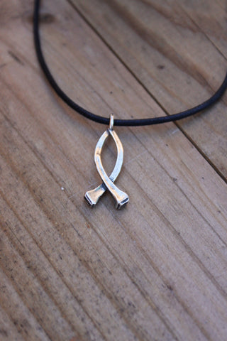 Necklace Fish/Ichthus