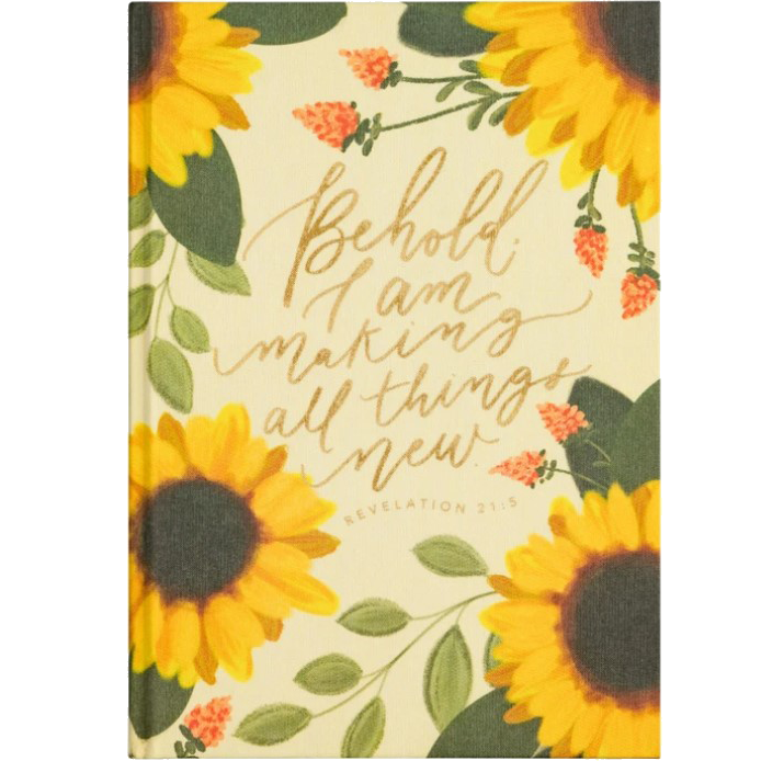 Hosanna Journal- Sunflower