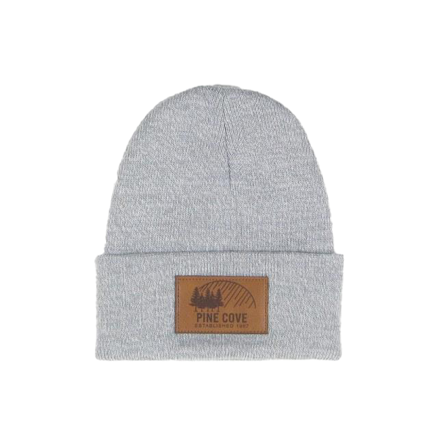 Beanie- Light Gray