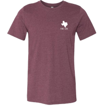 Load image into Gallery viewer, Maroon Texas Tee