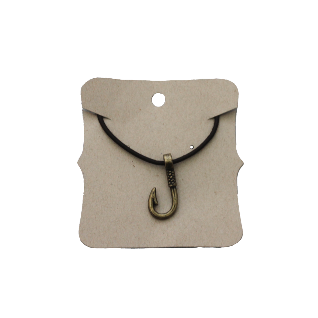 Necklace Fish Hook