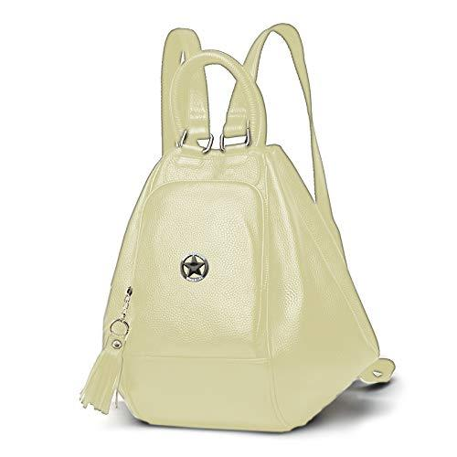 Backpack for girls by Deal Especial (White)