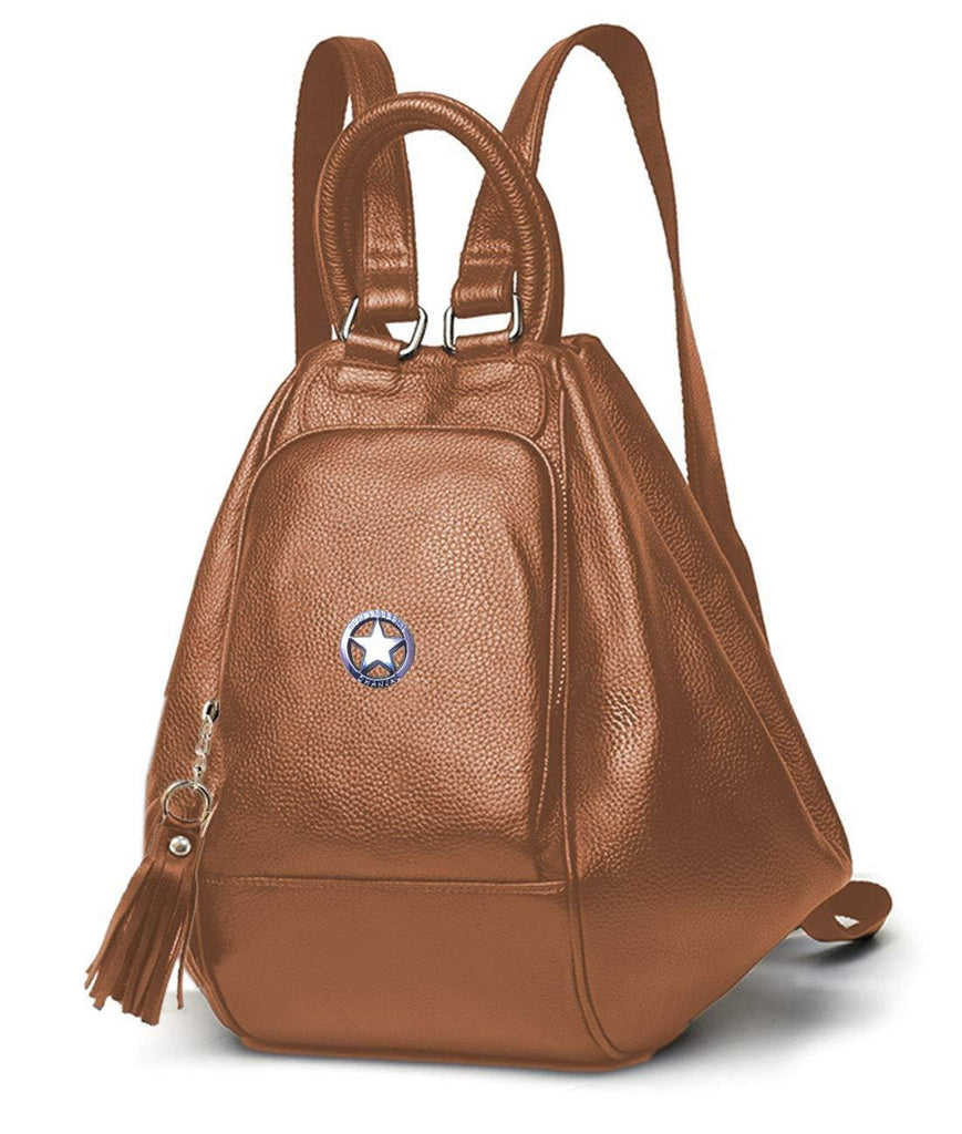 Backpack for girls by Deal Especial (Beige)
