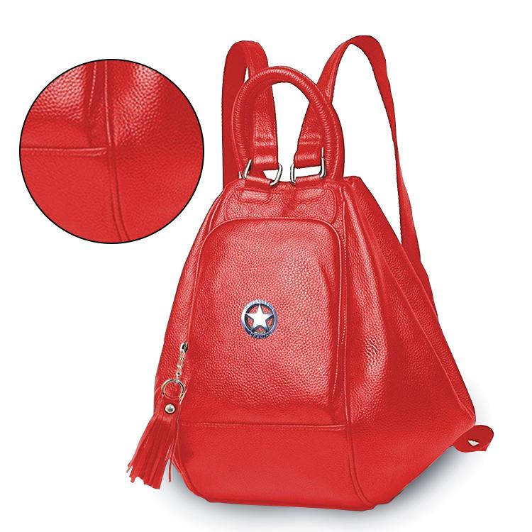 Backpack for girls by Deal Especial (Red)
