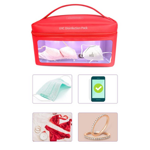 Disinfection Portable Pack Bag