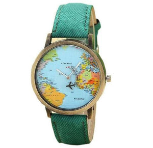 Designer Backpacker's Watch
