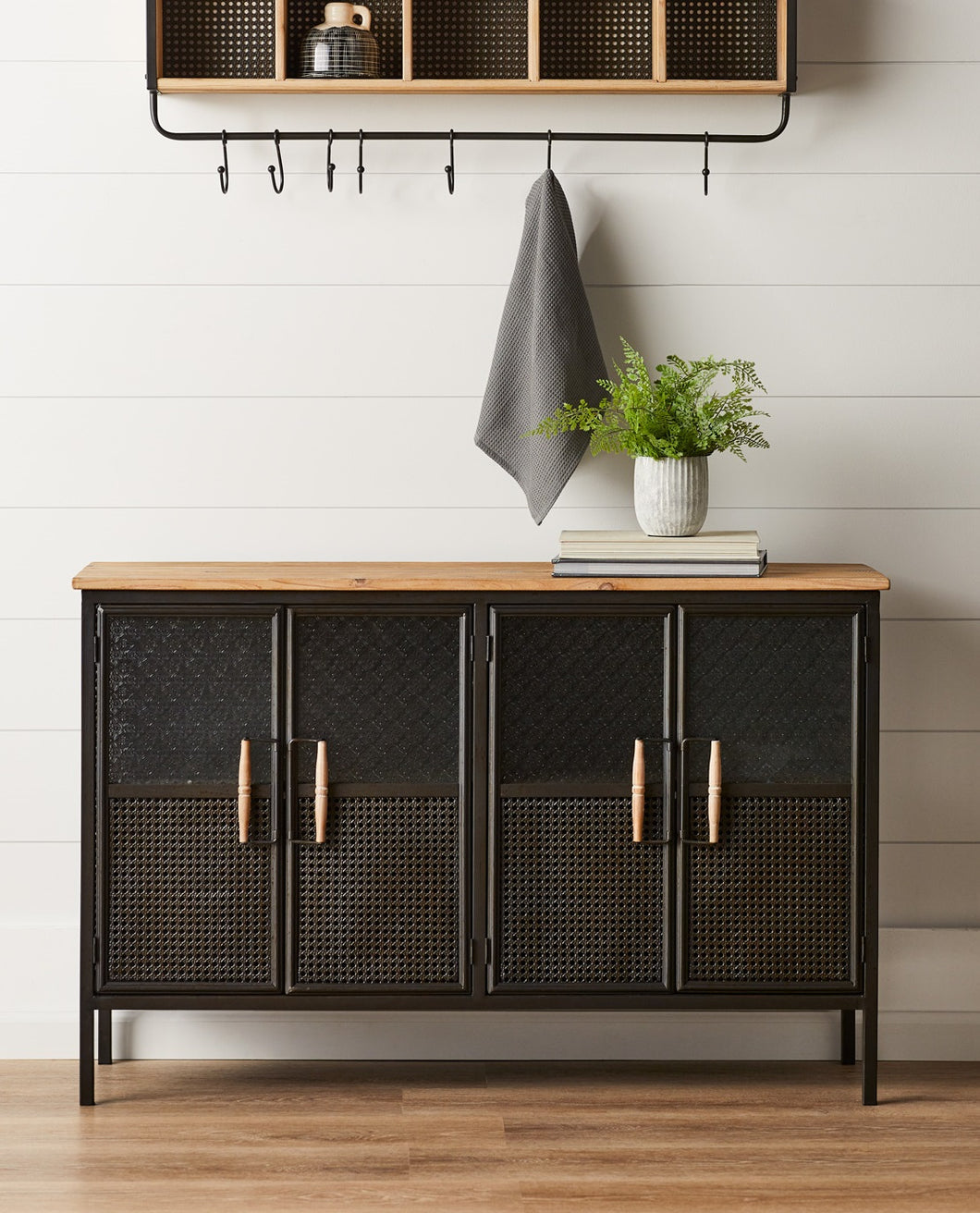 Modern Double Cabinet