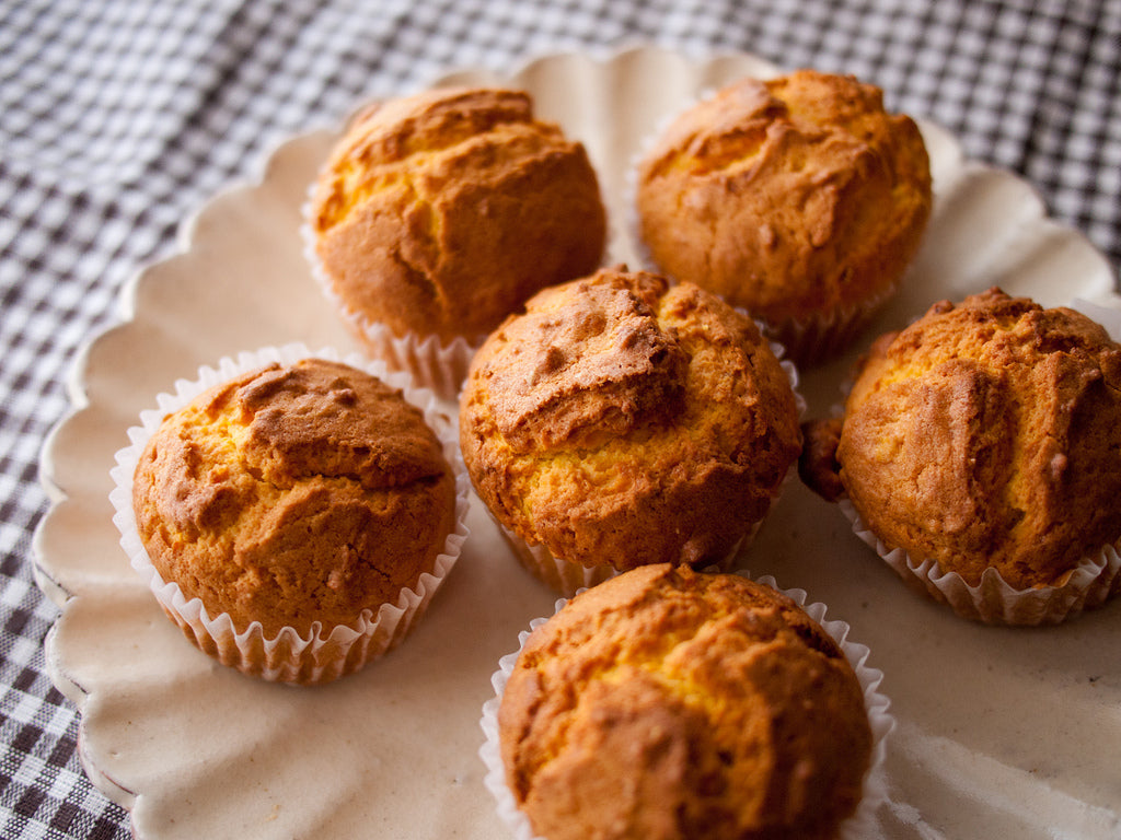 Be Cozy - Pumpkin Muffins