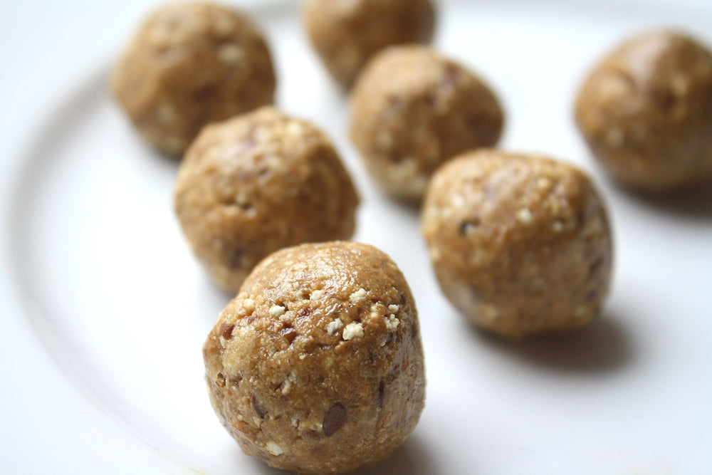 Be Energized - Sunflower Butter Protein Balls