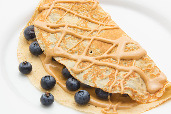 Be Wonderful - Gluten Free Blender Crepes