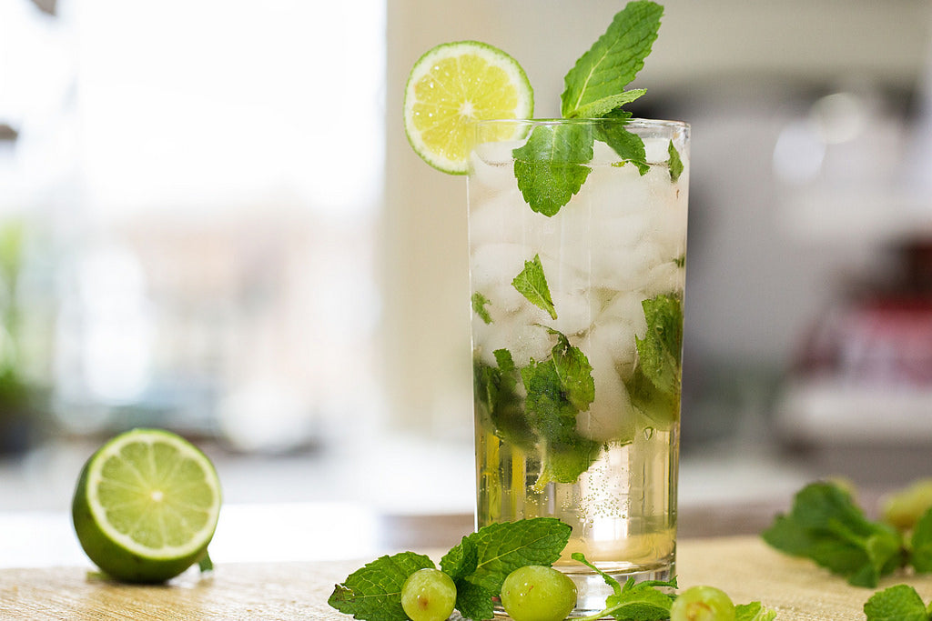 Be Cool - Mother Nature Mojito