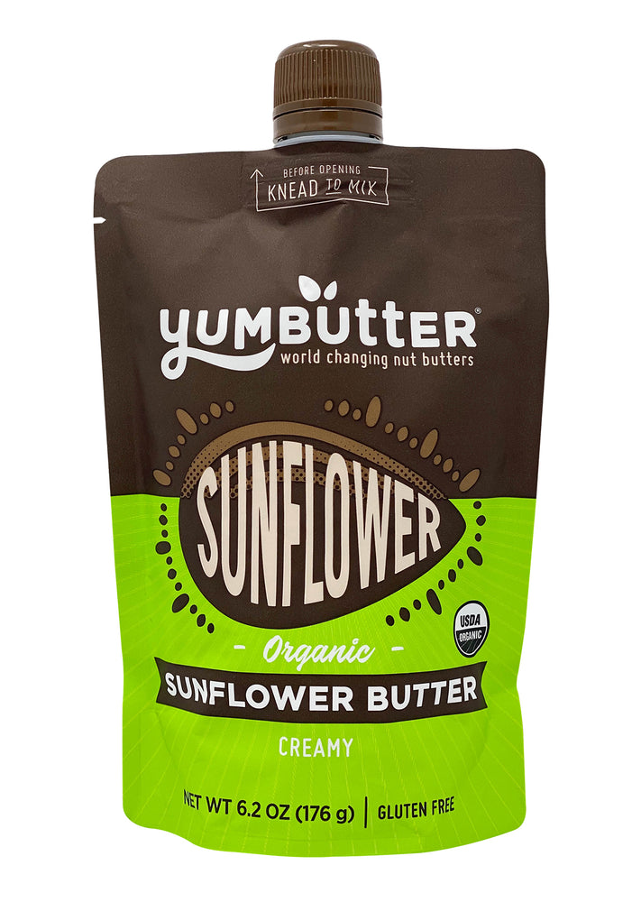 Organic Sunflower Butter (3-Pack)