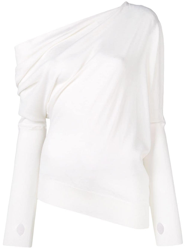 Tom Ford Off-The-Shoulder Sweater