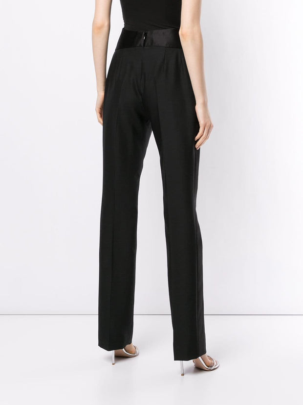 Tom Ford High-Waisted Tailored Trousers