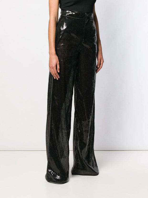 Dsquared2 Sequin Palazzo Trousers