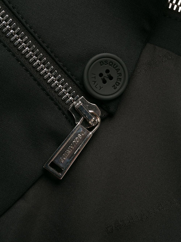 DSQUARED2 Zip Detail Blazer