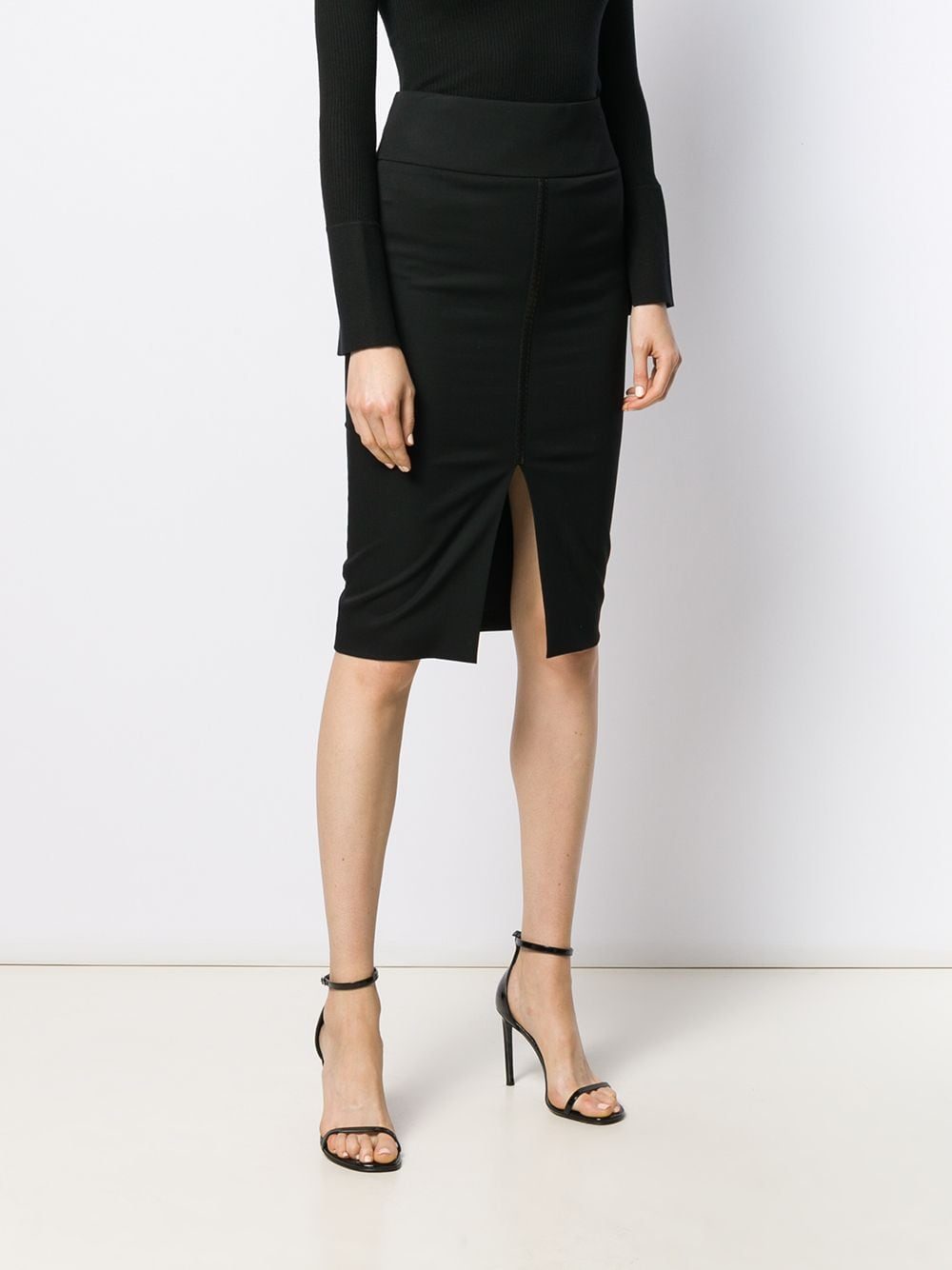 TOM FORD Front slit pencil skirt