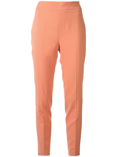 Fabiana Filippi Cropped Side Zipped Trousers