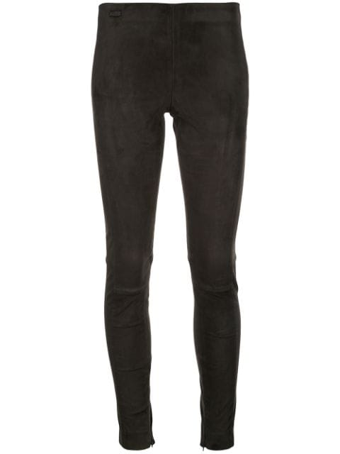 POLO RALPH LAUREN Mid-Rise Leggings