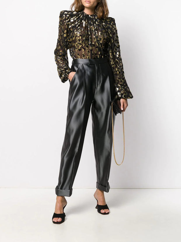 TOM FORD High-Rise Tailored Trousers