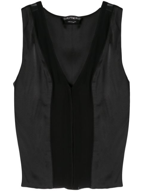 Tom Ford lace Lanel Camisole